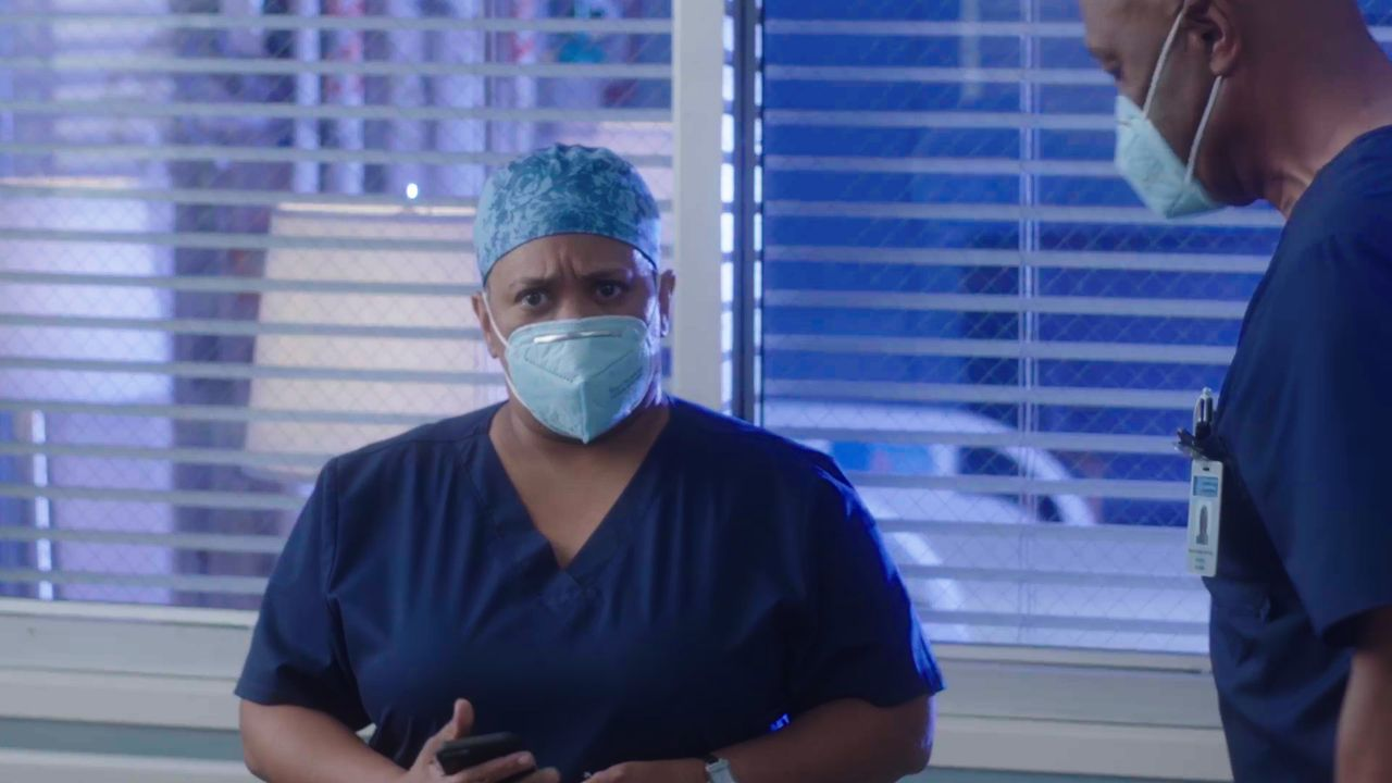 Dr. Miranda Bailey (Chandra Wilson, l.); Dr. Richard Webber (James Pickens Jr., r.) - Bildquelle: 2020 American Broadcasting Companies, Inc. All rights reserved.