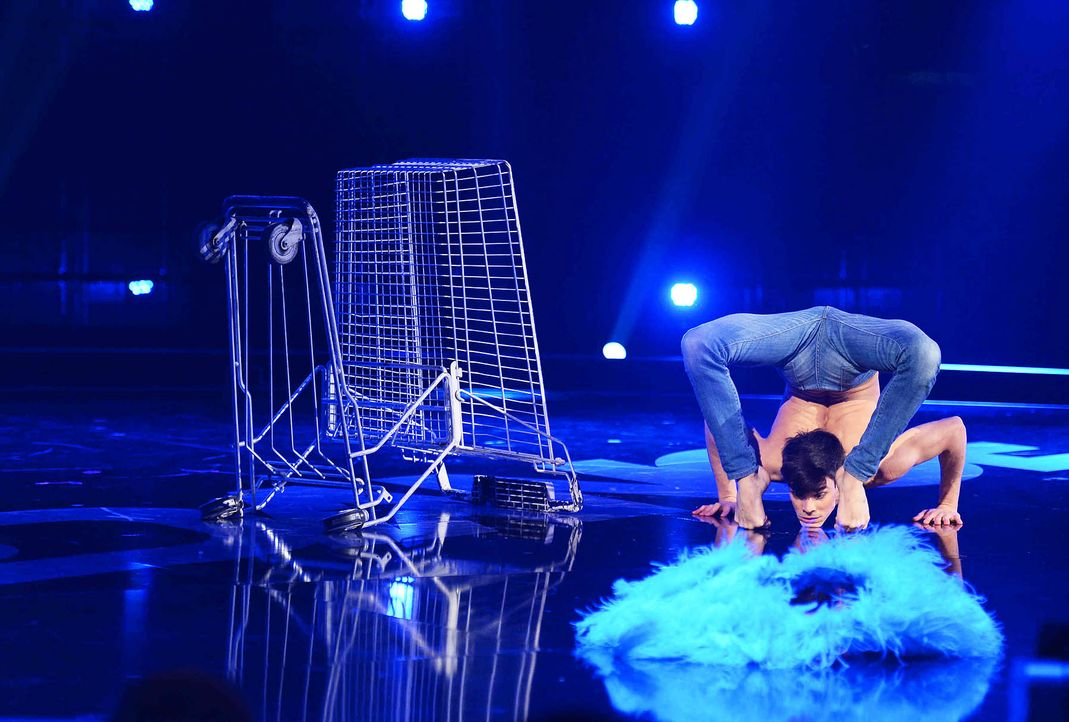 Got-To-Dance-David-Pereira-17-SAT1-ProSieben-Willi-Weber - Bildquelle: SAT.1/ProSieben/Willi Weber