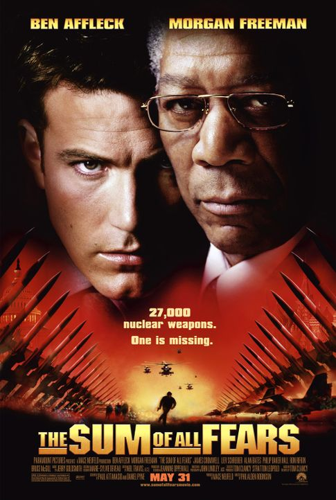 Der Anschlag - Plakatmotiv - Bildquelle: Paramount Pictures
