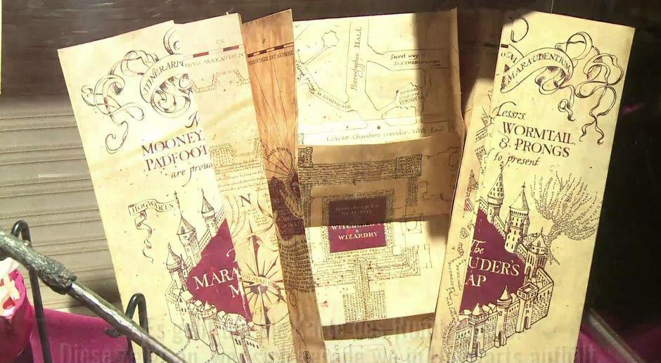 Harry Potter Karte Des Rumtreibers Tattoo.Harry Potter Logikfehler Bei Der Karte Des Rumtreibers