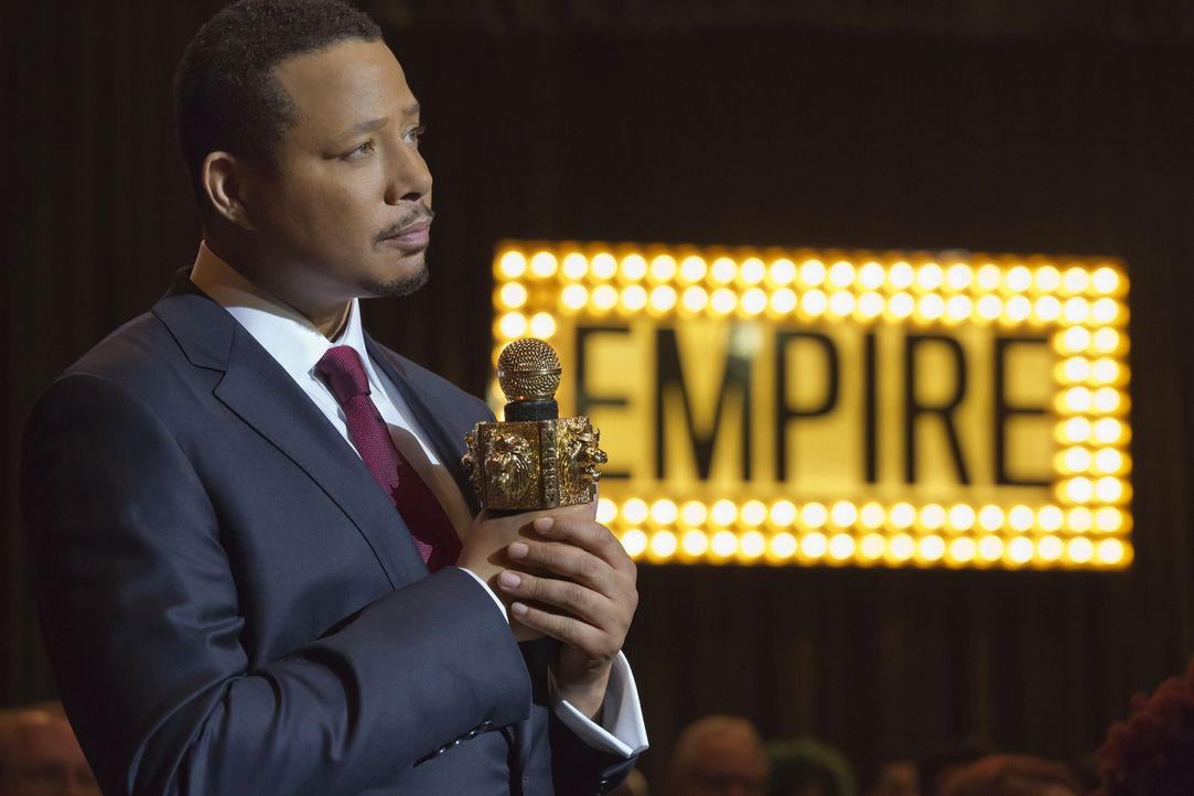 Schreckt vor nichts zurück, um seine Macht zurückzuerlangen: Lucious (Terrence Howard) ... - Bildquelle: Chuck Hodes 2015-2016 Fox and its related entities.  All rights reserved.