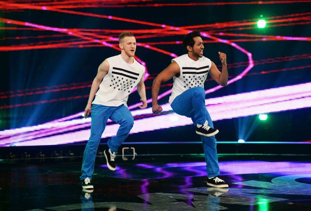 Got-To-Dance-Tilim-und-Marcel-04-SAT1-ProSieben-Willi-Weber - Bildquelle: SAT.1/ProSieben/Willi Weber