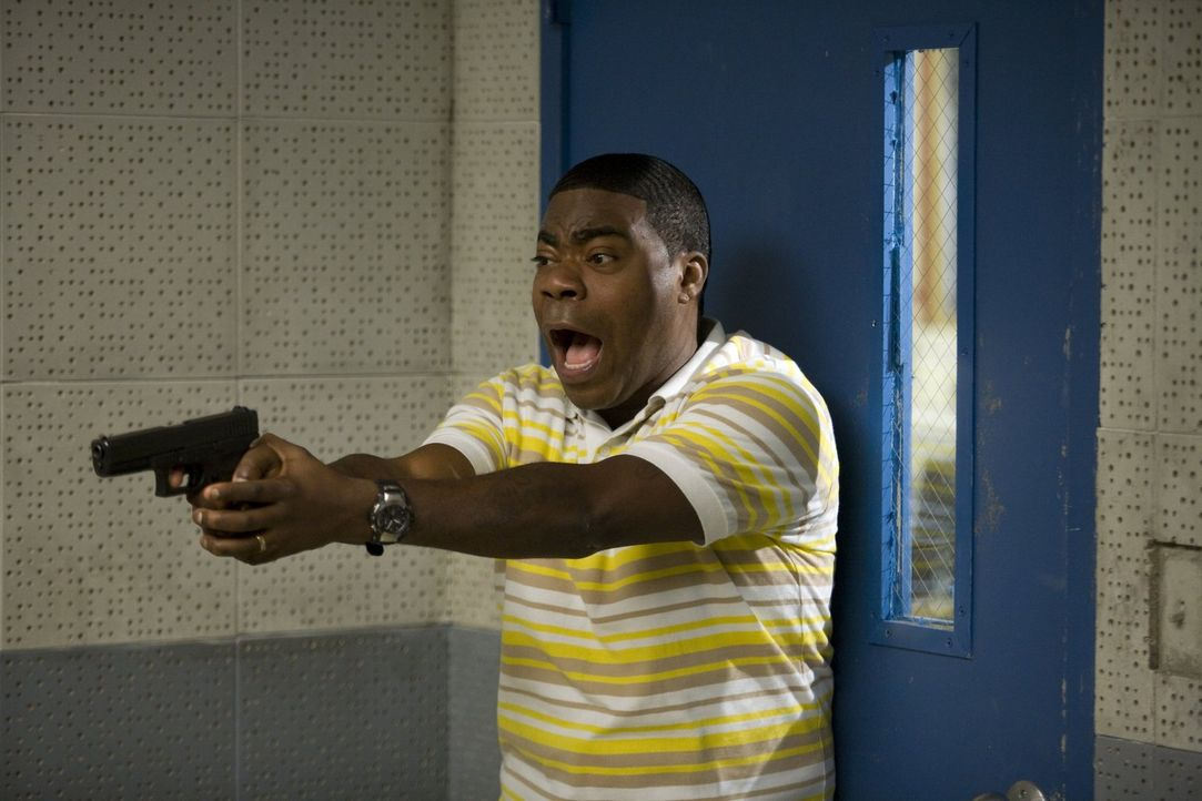Paul (Tracy Morgan) ist besessen von der Idee, dass ihn seine Frau betrügt und lässt sich darum immer wieder in Situationen ablenken, in denen seine... - Bildquelle: 2010 Warner Bros.