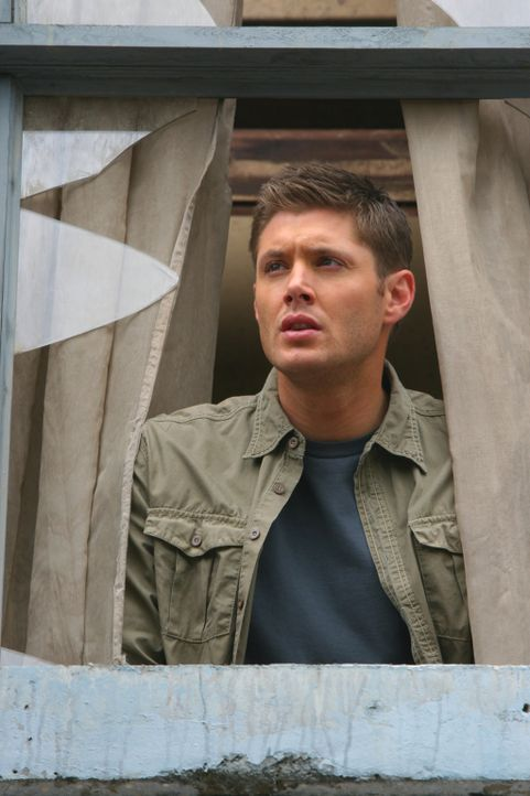 Sam möchte gern wieder zusammen mit Dean (Jensen Ackles) dafür kämpfen, die Apokalypse aufzuhalten, aber Dean macht ihm klar, dass es besser ist,... - Bildquelle: Warner Bros. Television