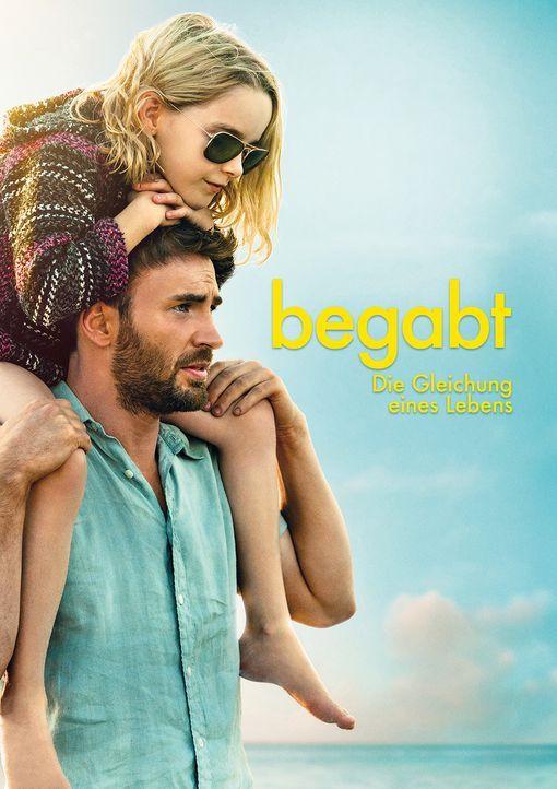 Begabt - Die Gleichung eines Lebens - Artwork - Bildquelle: 2017 Twentieth Century Fox Film Corporation. All rights reserved.