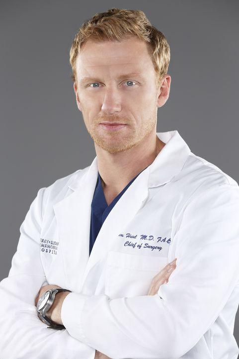 (10. Staffel) - Als Arzt muss sich Dr. Owen Hunt (Kevin McKidd) immer wieder neuen Herausforderungen stellen ... - Bildquelle: Bob D'Amico 2013 American Broadcasting Companies, Inc. All rights reserved.