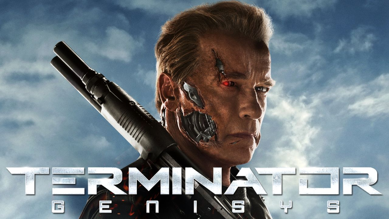 TERMINATOR: GENISYS - Artwork - Bildquelle: 2015 PARAMOUNT PICTURES. ALL RIGHTS RESERVED.