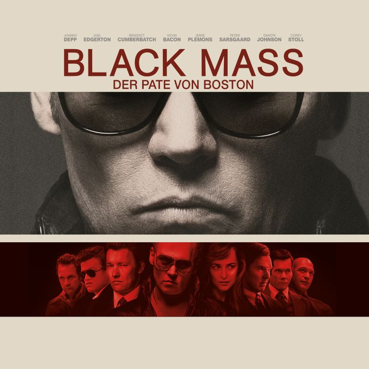 Black Mass - Artwork - Bildquelle: Warner Bros.