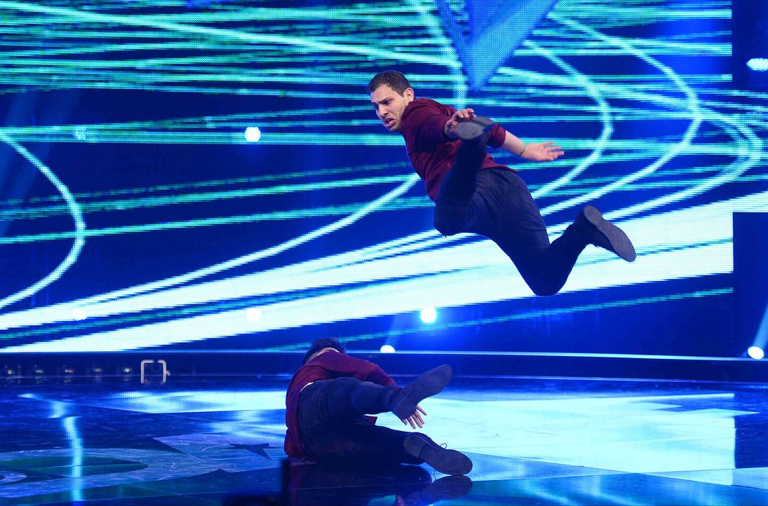 Got-To-Dance-Sanny-Nully-05-SAT1-ProSieben-Willi-Weber - Bildquelle: SAT.1/ProSieben/Willi Weber