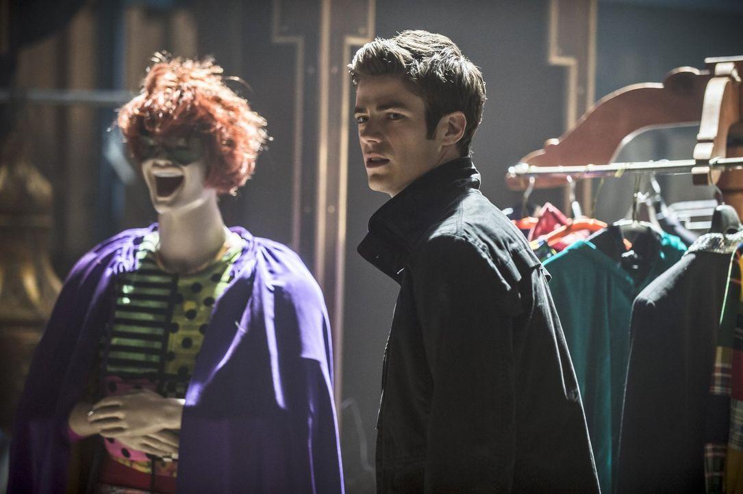 Als Eddie ihr nicht helfen will, wendet sich Iris an Flash. Kann und will Barry (Grant Gustin) ihr helfen? - Bildquelle: Warner Brothers.