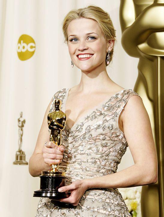 Beste-Hauptdarstellerin-2006-Reese-Witherspoon-AFP - Bildquelle: AFP