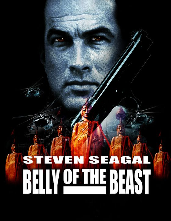 The Belly of the Beast mit Steven Seagal - Bildquelle: MGM Home Entertainment
