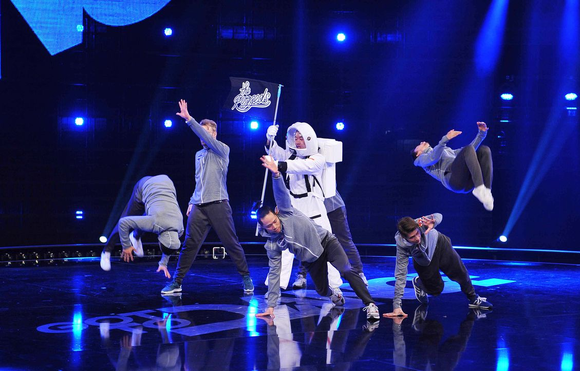 Got-To-Dance-The-Ruggeds-11-SAT1-ProSieben-Willi-Weber - Bildquelle: SAT.1/ProSieben/Willi Weber