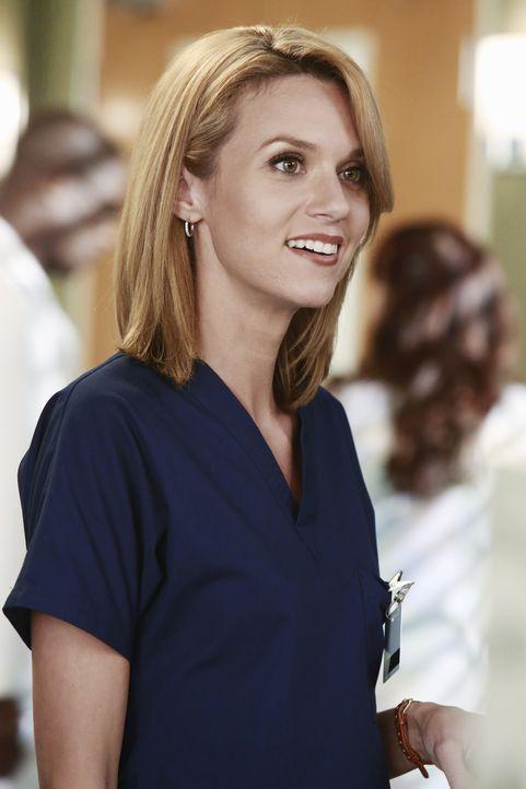 Lauren (Hilarie Burton) ist Gesichtsschädelspezialistin und soll ein Baby mit Missbildung behandeln ... - Bildquelle: ABC Studios