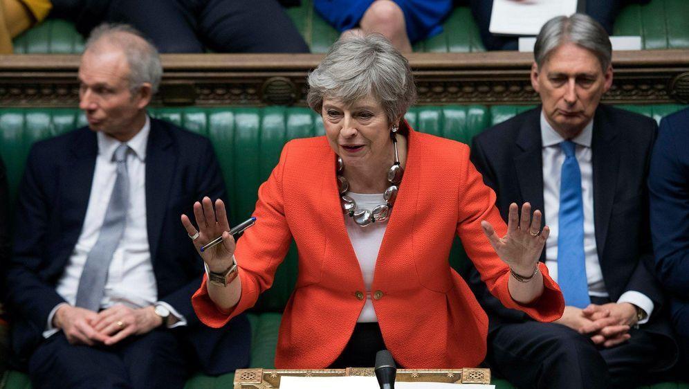 - Bildquelle: UK Parliament/AP/dpa