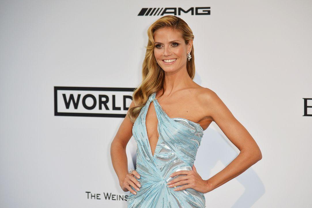Cannes-Filmfestival-Heidi-Klum-140522-3-AFP - Bildquelle: AFP