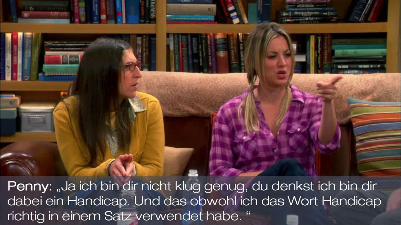 Staffel 7 Folge 3 - Zitat 3 - Bildquelle: Warner Bros. Television