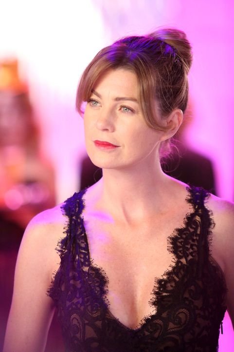 Zwischen Meredith (Ellen Pompeo) und Derek entwickelt sich während der Spendengala ein Wettstreit, wer die meisten Sponsoren für sich gewinnen kan... - Bildquelle: ABC Studios