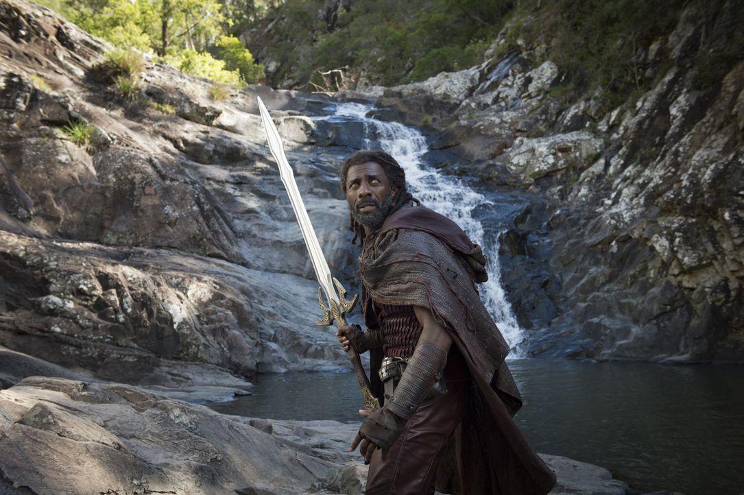 Heimdall (Idris Elba) - Bildquelle: Jasin Boland Marvel Studios 2017 / Jasin Boland