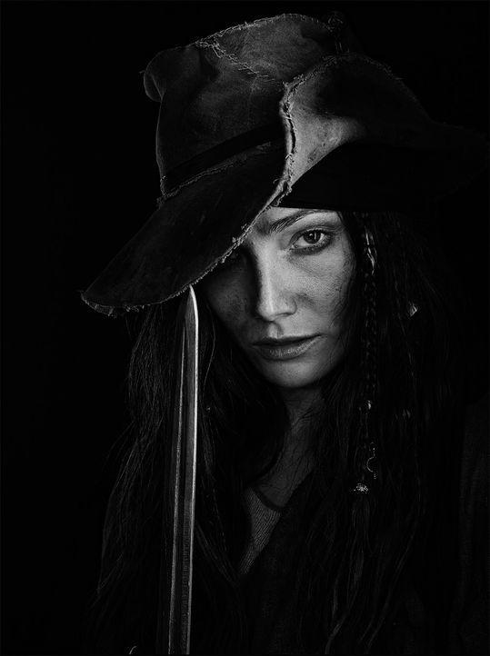 Black-Sails-Charaktere-Anne-Bonny - Bildquelle: Black Sails © 2014 Starz Entertainment, LLC. All rights reserved