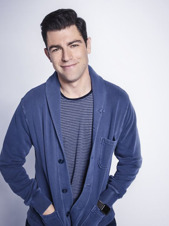 (7. Staffel) - Wartet auf Schmidt (Max Greenfield) tatsächlich ein glückliches, traditionelles Familienleben? - Bildquelle: 2018 Fox and its related entities.  All rights reserved.