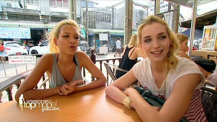 gntm-staffel07-episode02-049jpg 750 x 422 - Bildquelle: ProSieben