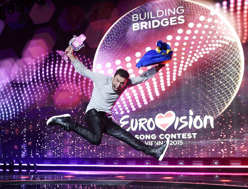 European-Song-Contest-ESC-Mans-Zelmerloew-150523-1-dpa - Bildquelle: dpa
