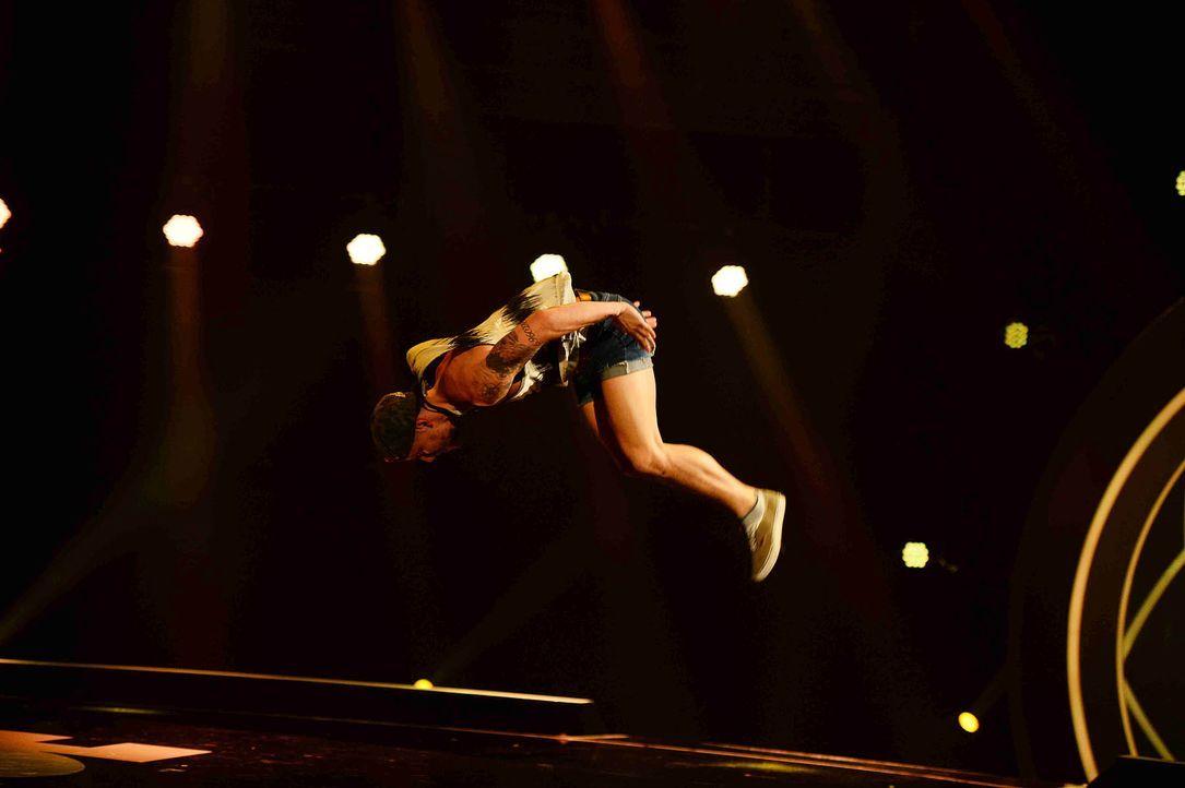 Got-To-Dance-Chris-Albert-04-SAT1-ProSieben-Willi-Weber - Bildquelle: SAT.1/ProSieben/Willi Weber