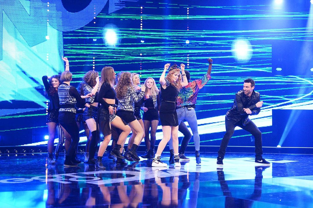 Got-To-Dance-Diced13-14-SAT1-ProSieben-Willi-Weber - Bildquelle: SAT.1/ProSieben/Willi Weber