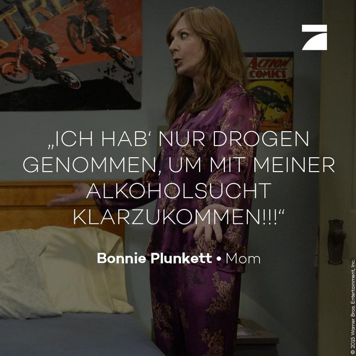 Bonnie - Staffel 3 Episode 20 - Bildquelle: 2016 Warner Bros. Entertainment, Inc.
