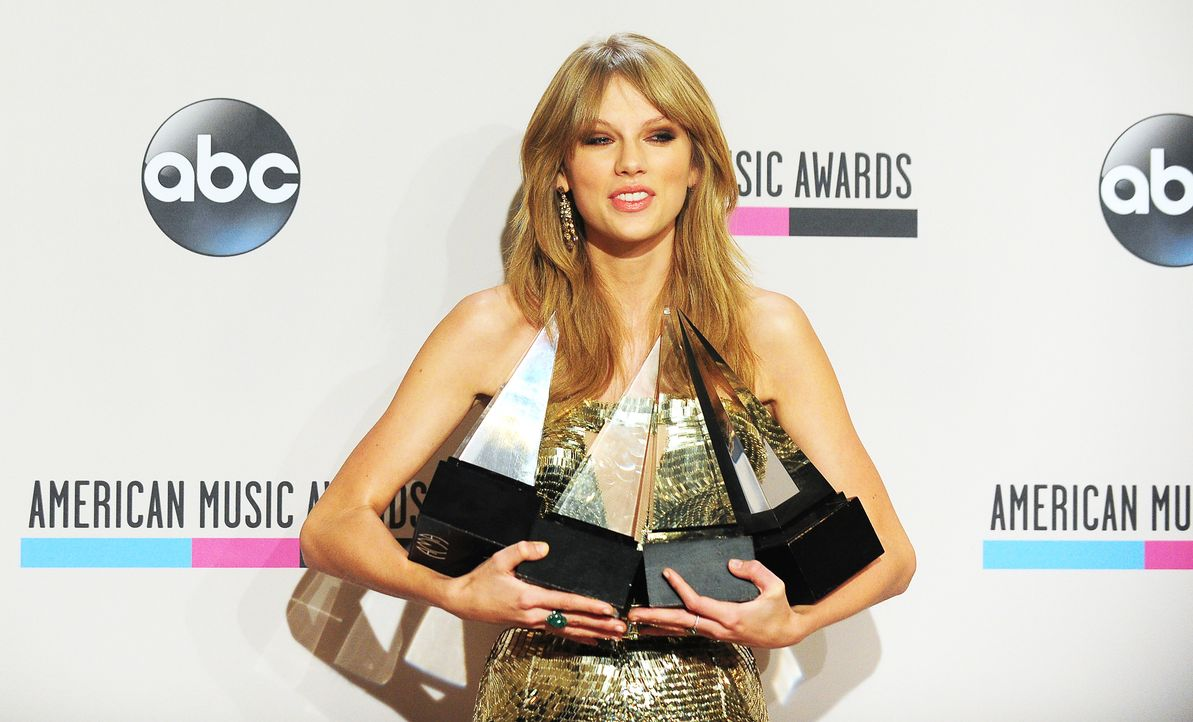American-Music-Awards-13-11-24-12-AFP - Bildquelle: AFP