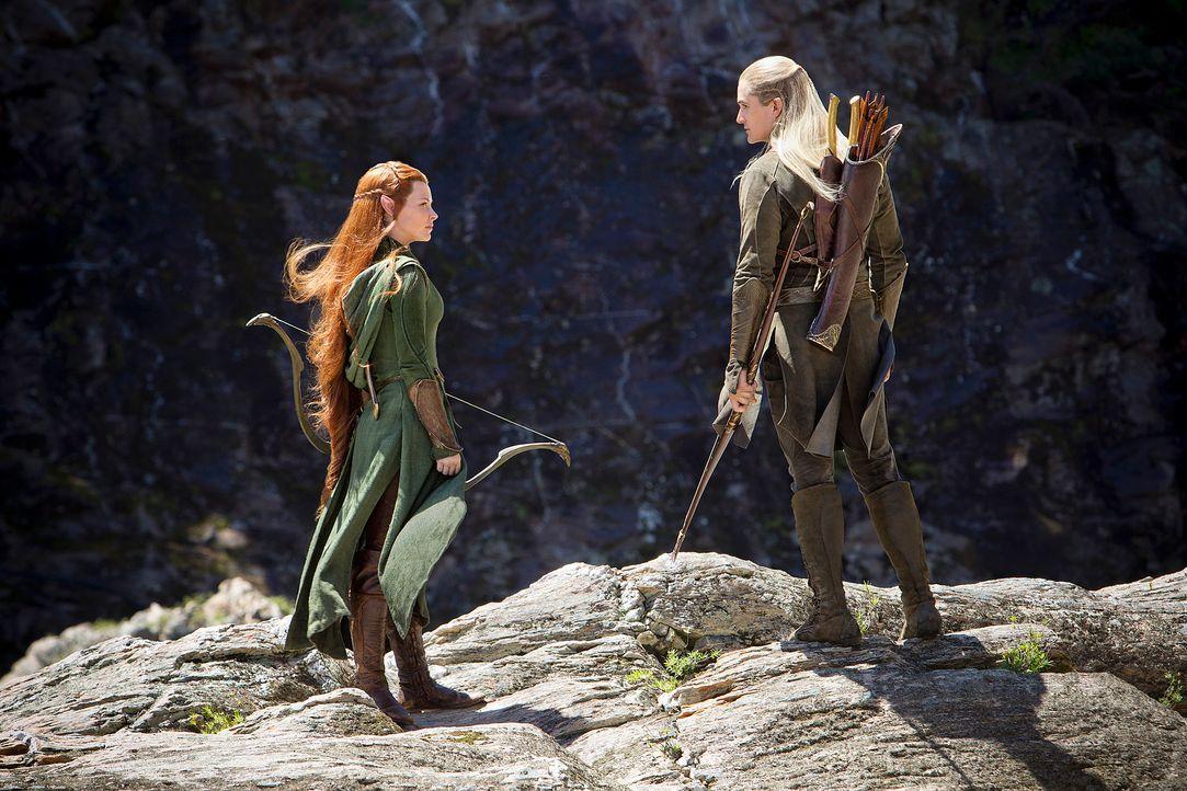 der-hobbit-smaugs-einoede-01-Warner-Bros - Bildquelle: 2012 Warner Bros. Entertainment Inc. and Metro-Goldwyn-Mayer Pictures Inc.