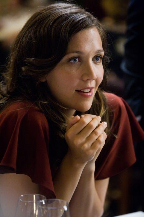 Gerät in die Hände des Jokers: Rachel (Maggie Gyllenhaal) ... - Bildquelle: Warner Bros.