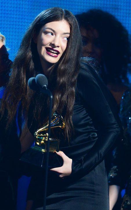 Grammy-Awards-Lorde-14-01-26-AFP - Bildquelle: AFP