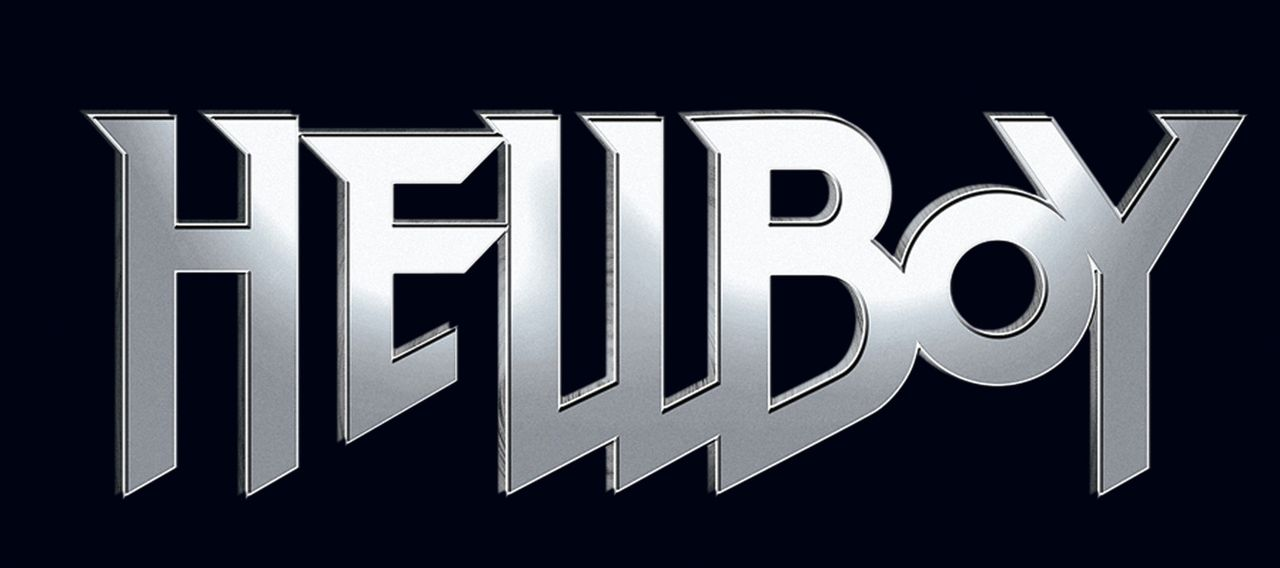 """""""Hellboy"""" - Logo - Bildquelle: Sony Pictures Television International. All Rights Reserved."""