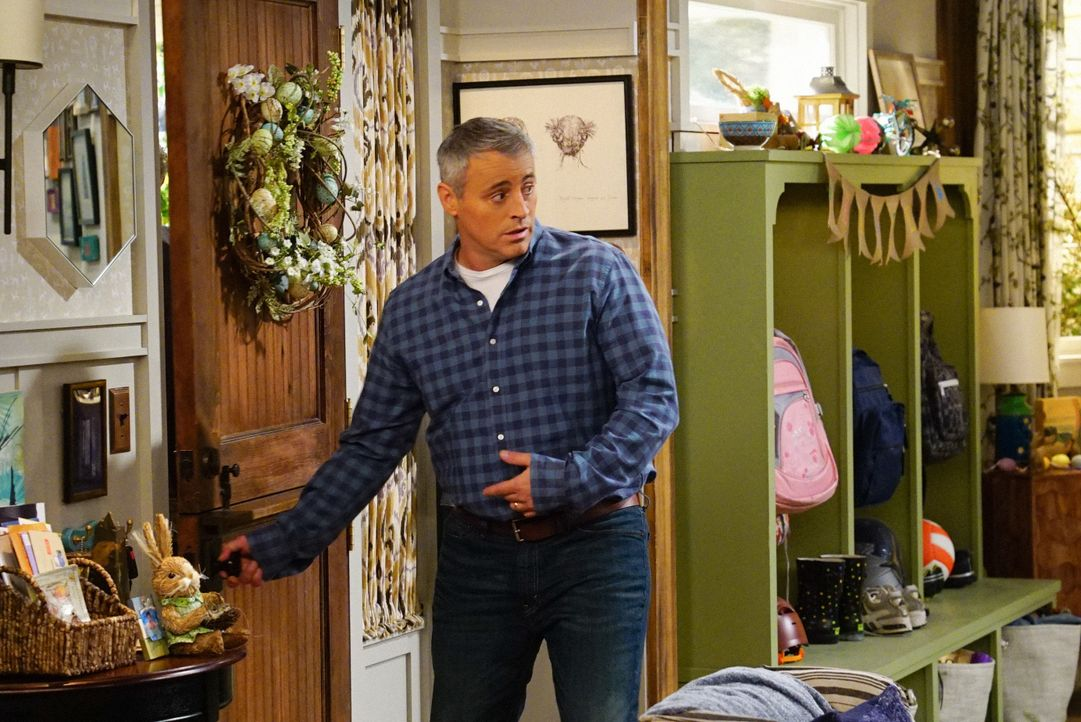 Adam Burns (Matt LeBlanc) - Bildquelle: Monty Brinton 2017 CBS Broadcasting, Inc. All Rights Reserved. / Monty Brinton