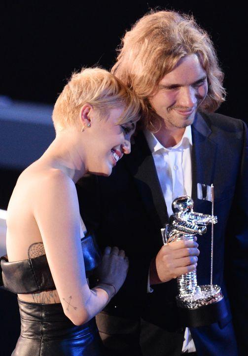 Miley- Cyrus-Jesse Helt-14-08-24-AFP - Bildquelle: AFP