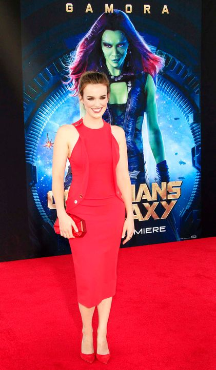 Guardians-of-the-Galaxy-Elizabeth-Henstridge-14-07-21-dpa - Bildquelle: dpa