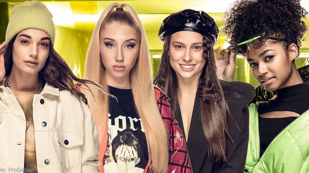 Germanys Next Topmodel 2021 Kandidatinnen