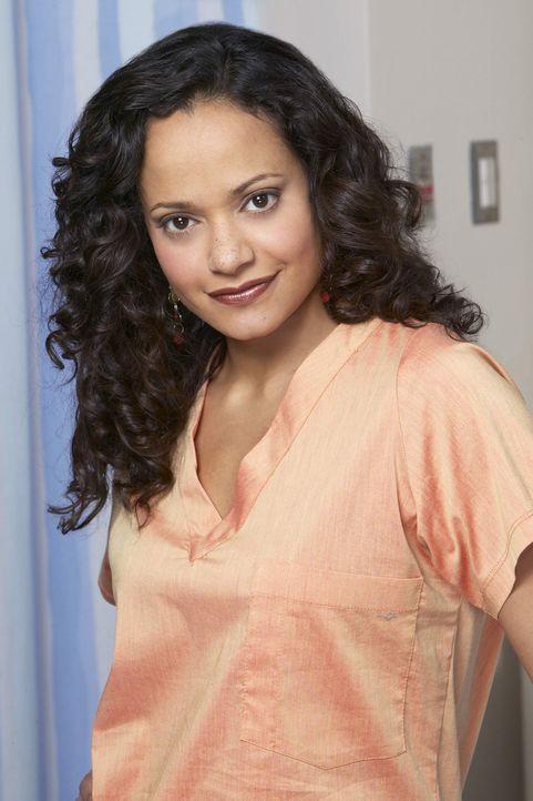 (4. Staffel) - Liebt ihren Job: Krankenschwester Carla Espinosa (Judy Reyes) ... - Bildquelle: Touchstone Television