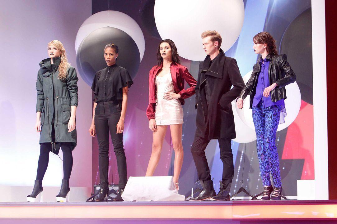 Fashion-Hero-Epi08-Show-01-Richard-Huebner-ProSieben - Bildquelle: Pro7 / Richard Hübner