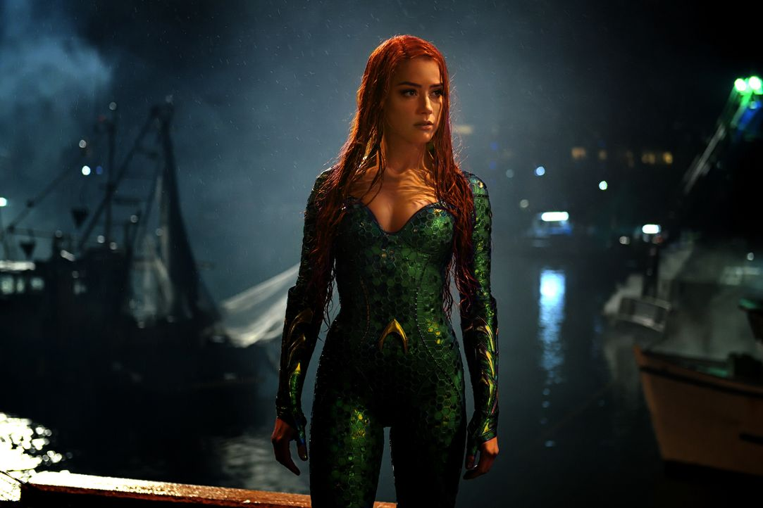 Mera (Amber Heard) - Bildquelle: TM and © DC © Warner Bros. Ent. Inc.  All Rights Reserved.