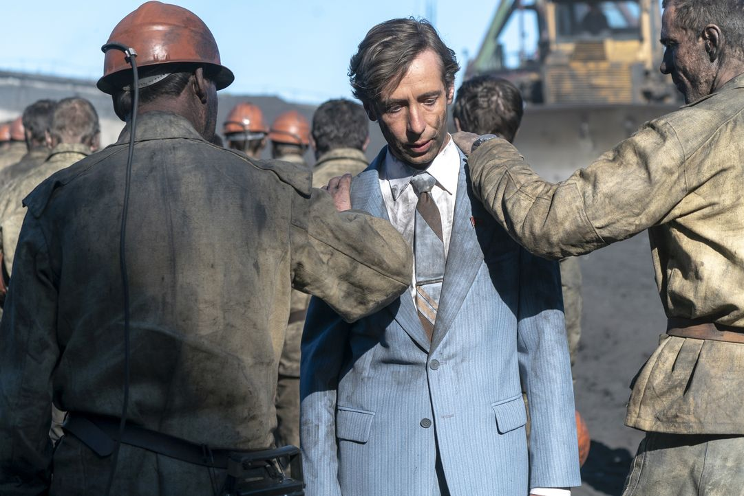 Mikhail Shchadov (Michael Colgan) - Bildquelle: Sky UK Ltd/HBO