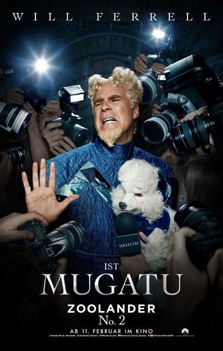 Mugatu (Will Ferrell) - Zoolander 2
