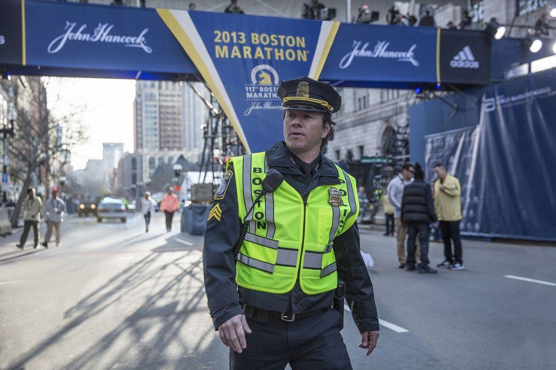 Tommy Saunders (Mark Wahlberg) - Bildquelle: Karen Ballard 2016 CBS Films Inc. and Lionsgate Films Inc. / Karen Ballard