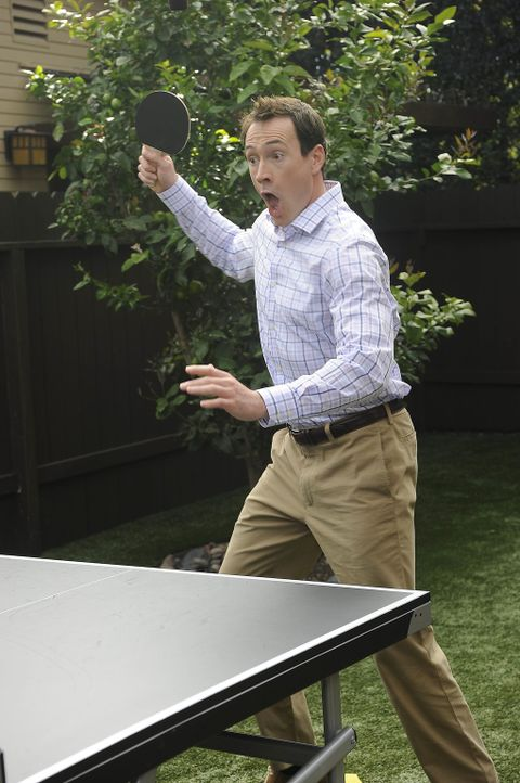 Der ehrgeizige Drew (Chris Klein) scheint jeden Kampf zu gewinnen ... - Bildquelle: 2011 FX Networks, LLC. All rights reserved.