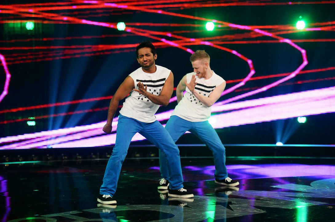 Got-To-Dance-Tilim-und-Marcel-03-SAT1-ProSieben-Willi-Weber - Bildquelle: SAT.1/ProSieben/Willi Weber