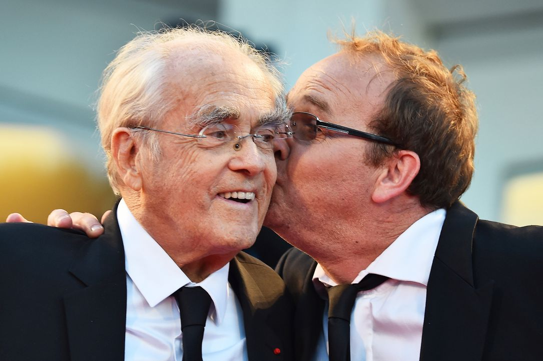 Xavier- Beauvois - Michel- Legrand-14-08-28-AFP - Bildquelle: AFP