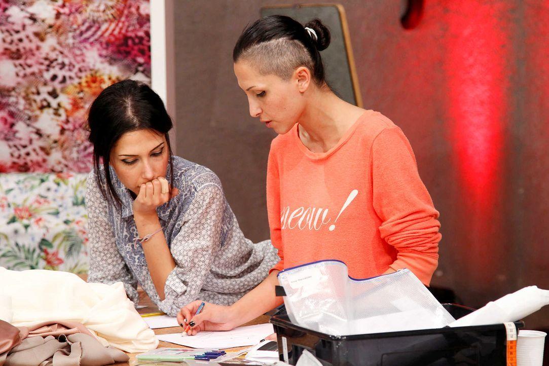 Fashion-Hero-Epi05-Atelier-20-ProSieben-Richard-Huebner - Bildquelle: Richard Huebner