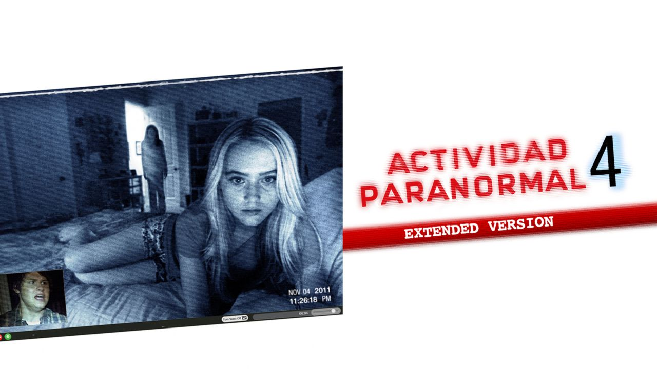PARANORMAL ACTIVITY 4 - Artwork - Bildquelle: 2015 Paramount Pictures. All Rights Reserved.